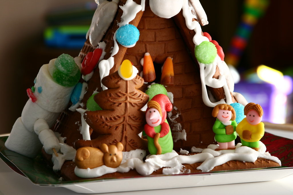 15 Inspiring Gingerbread Houses That Look Almost Too Good to Eat
