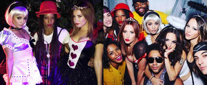 The High School Musical Crew Had a Halloween Reunion in Wonderland