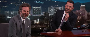 Mark Ruffalo's Kids Freak Out After He Tells Them He Ate Their Halloween Candy