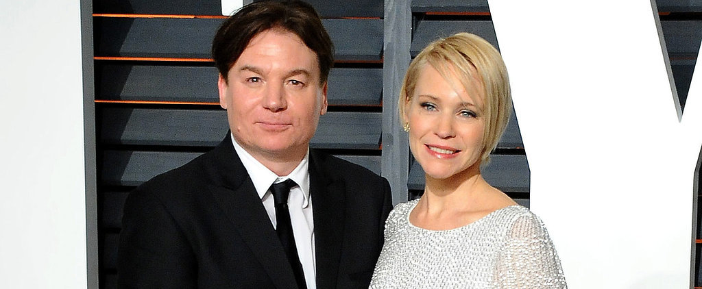 Mike Myers and His Wife Welcome Their Third Child!