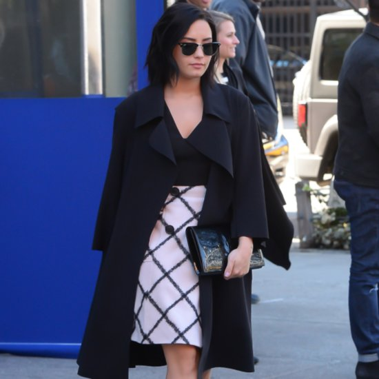 Demi Lovato's Best Outfits of 2015