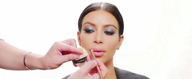 Learn How to Line Your Lips Like Kim Kardashian in 35 Seconds
