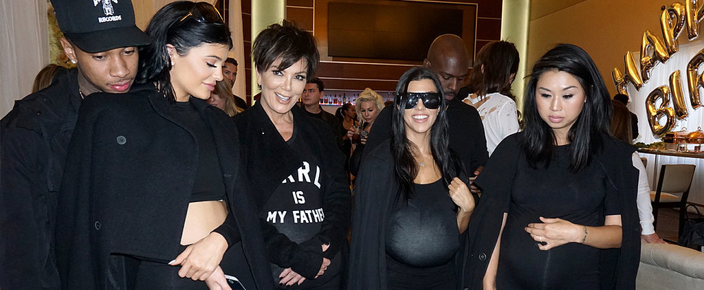 Kim Kardashian Shares New Snaps From Inside Her Surprise 35th Birthday Bash