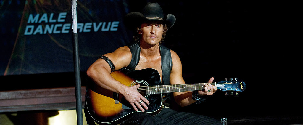 Celebrate Matthew McConaughey's Birthday With His 11 Best Magic Mike Moves