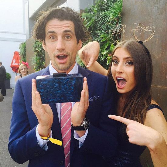 2015 Melbourne Cup Celebrity Instagram Pictures
