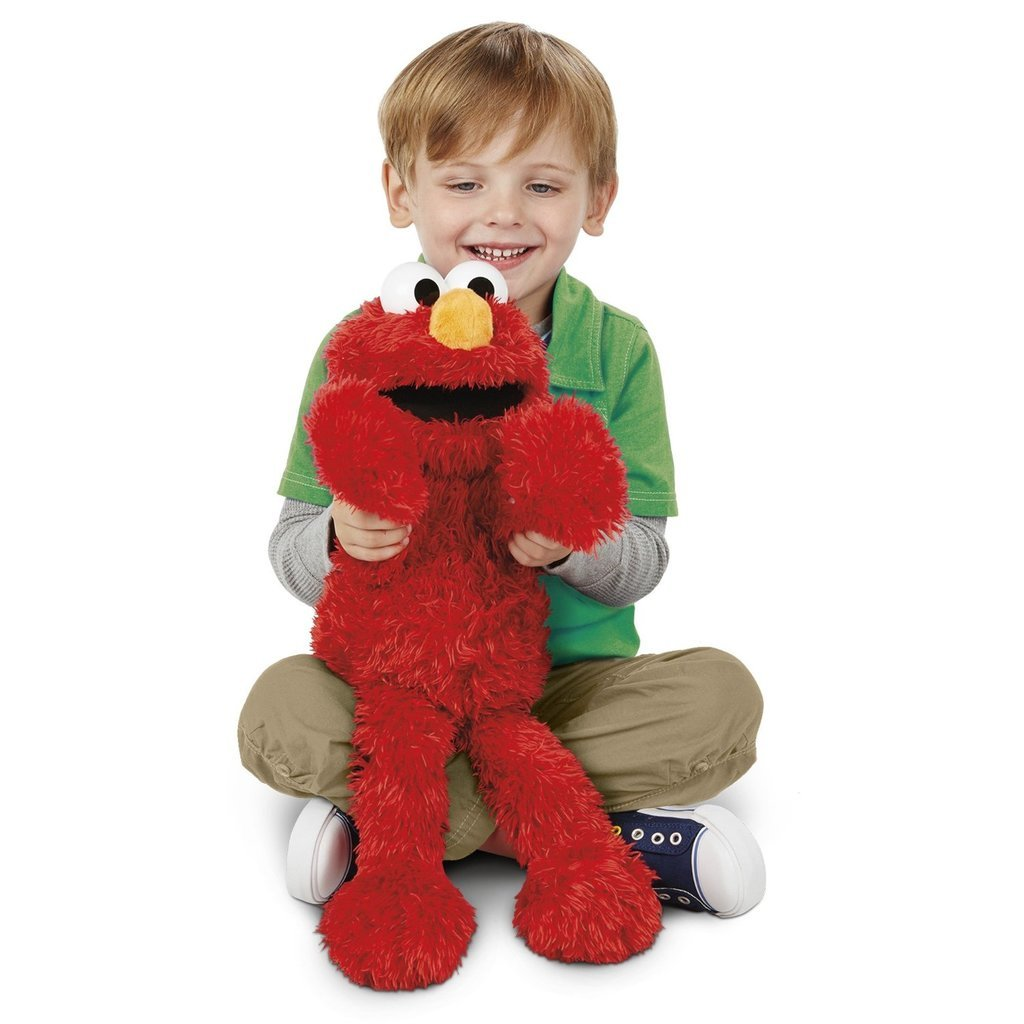 For 1-Year-Olds: Sesame Street Play All Day Elmo