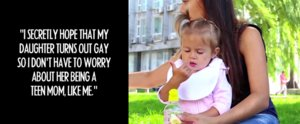 These Confessions From Teen Moms Will Change Your Idea of Young Motherhood