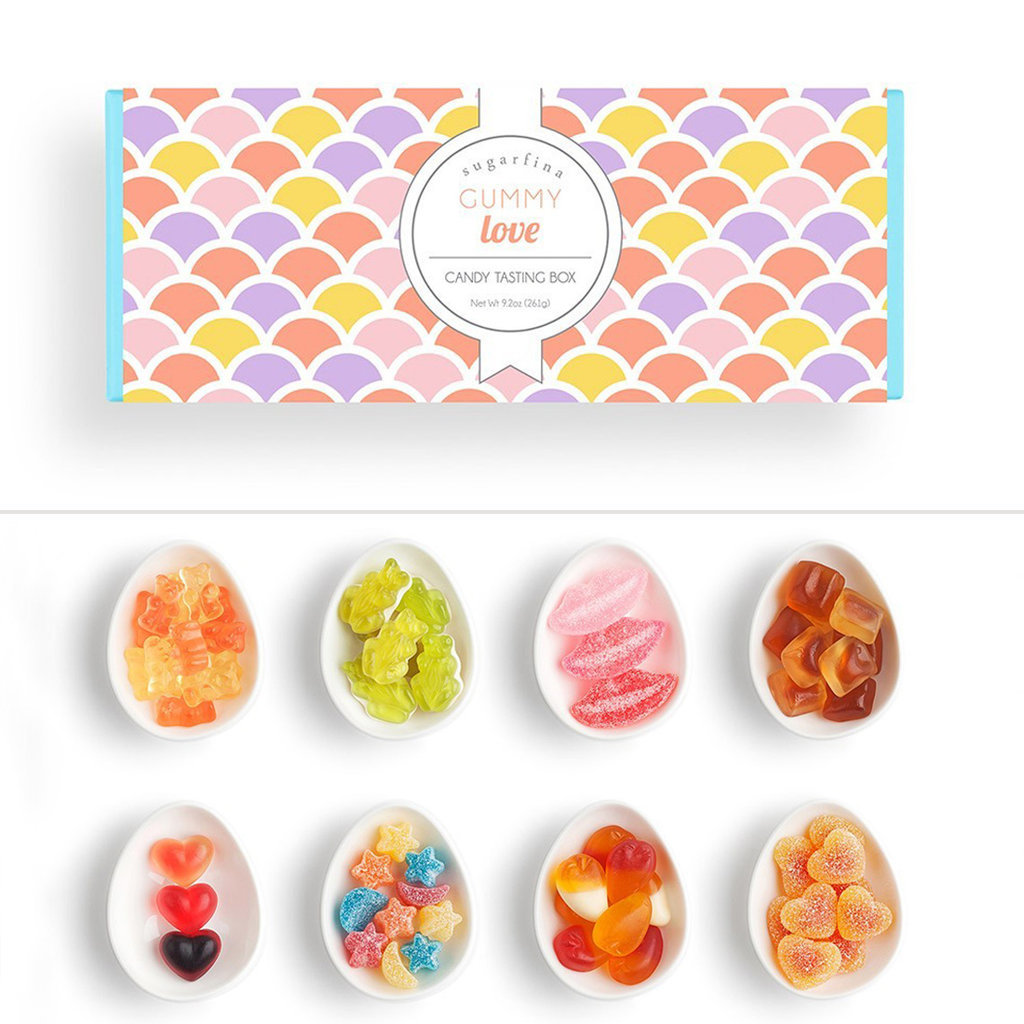 Gummy Candies Sampler