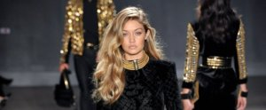 Get Gigi Hadid's H&M x Balmain Look With These 7 Pieces