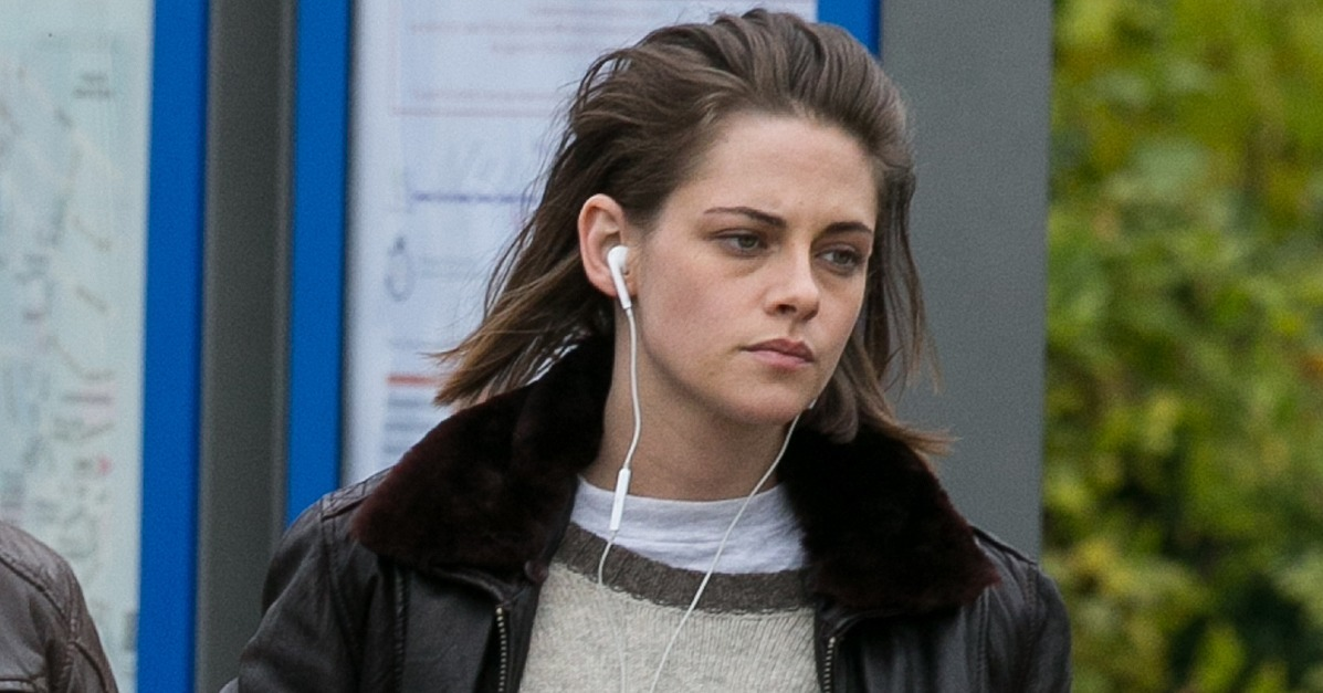 Kristen Stewart Filming in Paris November 2015 | POPSUGAR Celebrity ... Kristen Stewart