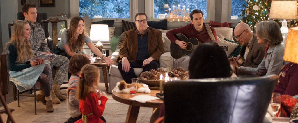 Love the Coopers Exclusive: The A-List Family Rocks Out a Christmas Carol