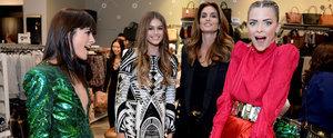 All Your Favourite Style Stars Went HAM Shopping Balmain x H&M Last Night