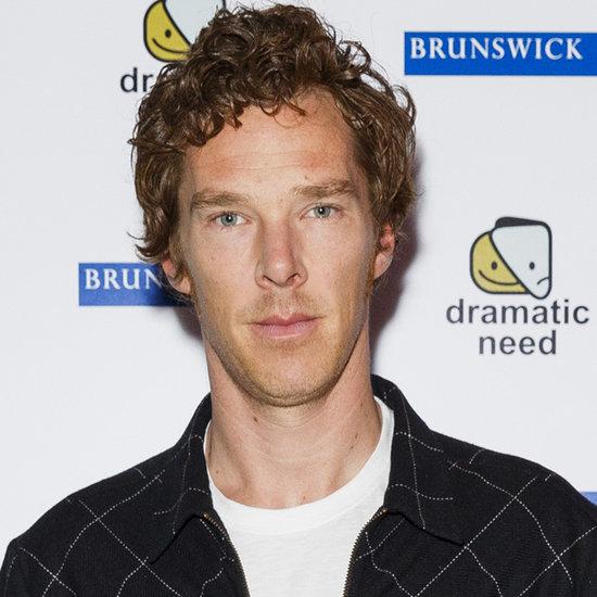 Benedict Cumberbatch Shooting Doctor Strange Pictures