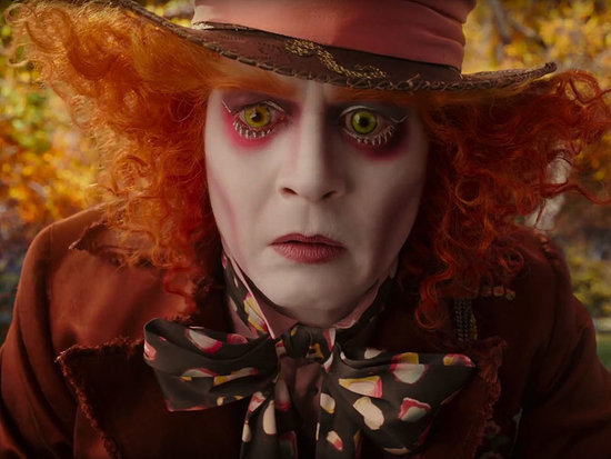 More Mad Hatter! Johnny Depp Pulls a New Hat Trick in First Alice Through the Looking Glass Trailer