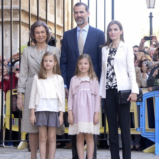 Best Photos of the Spanish Royal Family in 2015