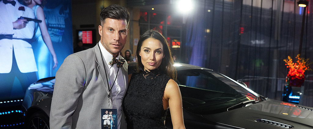 Sam and Snezana Channel Bond Stars at the Australian Premiere of Spectre