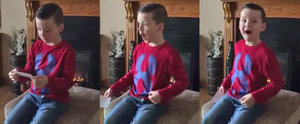 You'll Be in a Puddle of Your Own Tears After Watching This Boy Hear He's Going to Be a Big Brother
