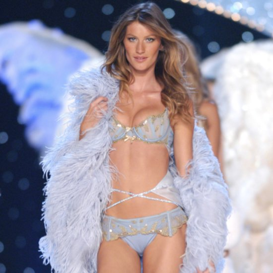 Gisele Bundchen on the Victoria's Secret Fashion Show Runway