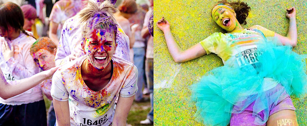 6 Things to Know Before Your First Color Run