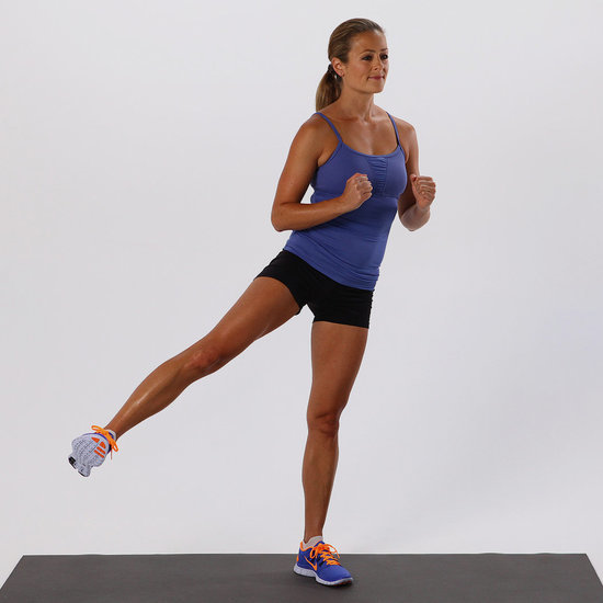 Short Lower-Body Workout