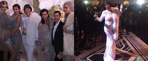 The Stars Went 1920s Glam For Kris Jenner's Gatsby-Themed Party