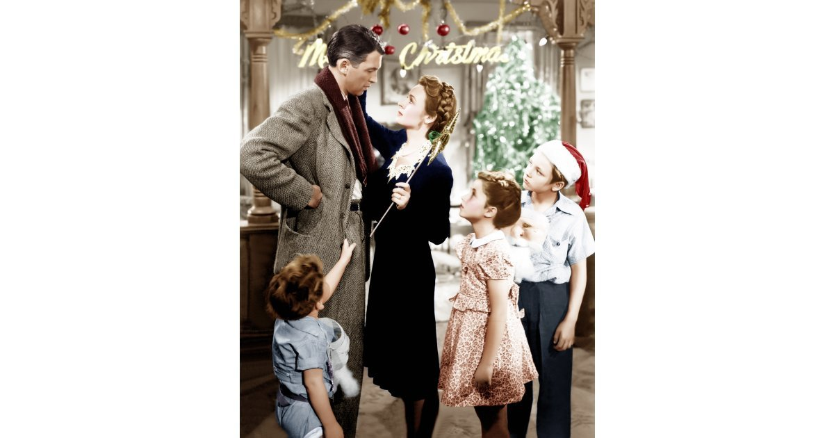 It 39 S A Wonderful Life 17 Holiday Movies You Have To Watch At Least Once Popsugar Entertainment
