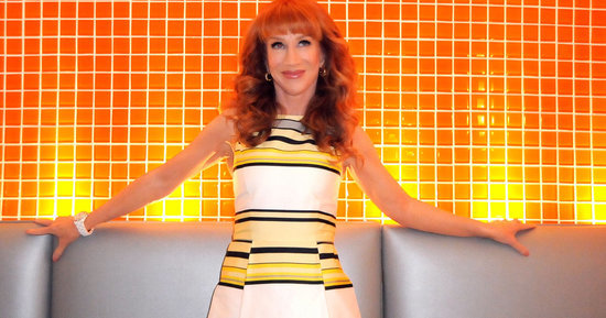 Kathy Griffin Is Endorsing Hillary Clinton Even If It Costs Her Half Her Audience
