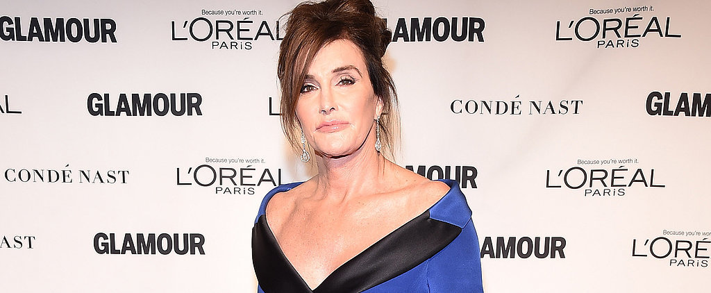 Caitlyn Jenner's Royal Blue Gown Is Proof She Knows What Works For Her