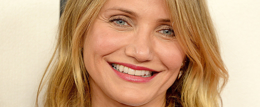 You'll Love the Reason Cameron Diaz Shared This Makeup-Free Selfie