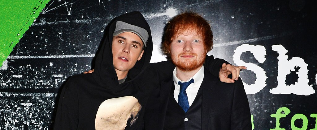 Justin Bieber & Ed Sheeran Wrote a Breakup Song You'll Instantly Love