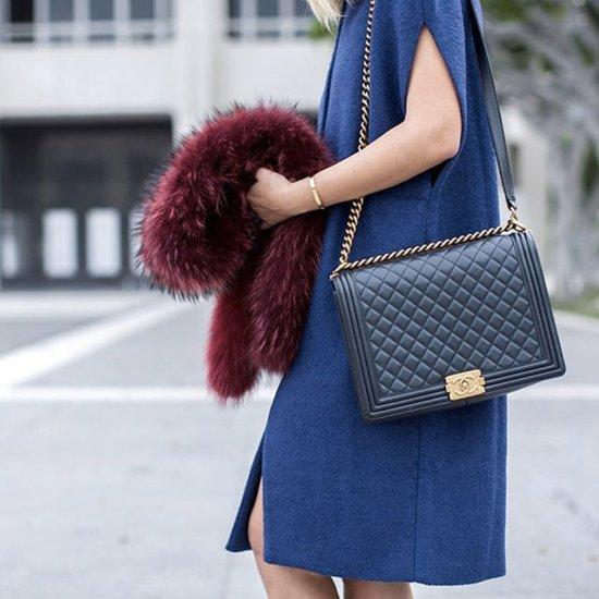 Ways to Wear Faux Fur