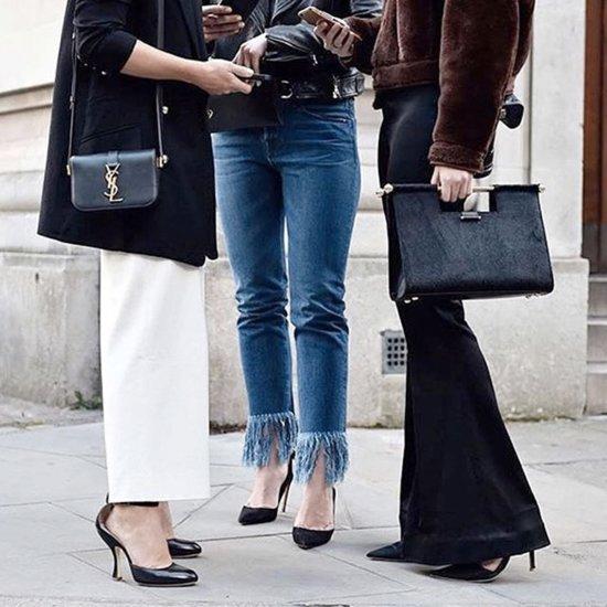 High-Fashion Blogger Style