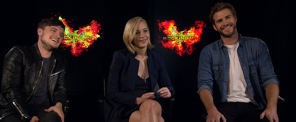 What If the Mockingjay Cast Signed Their Characters Up For Online Dating?