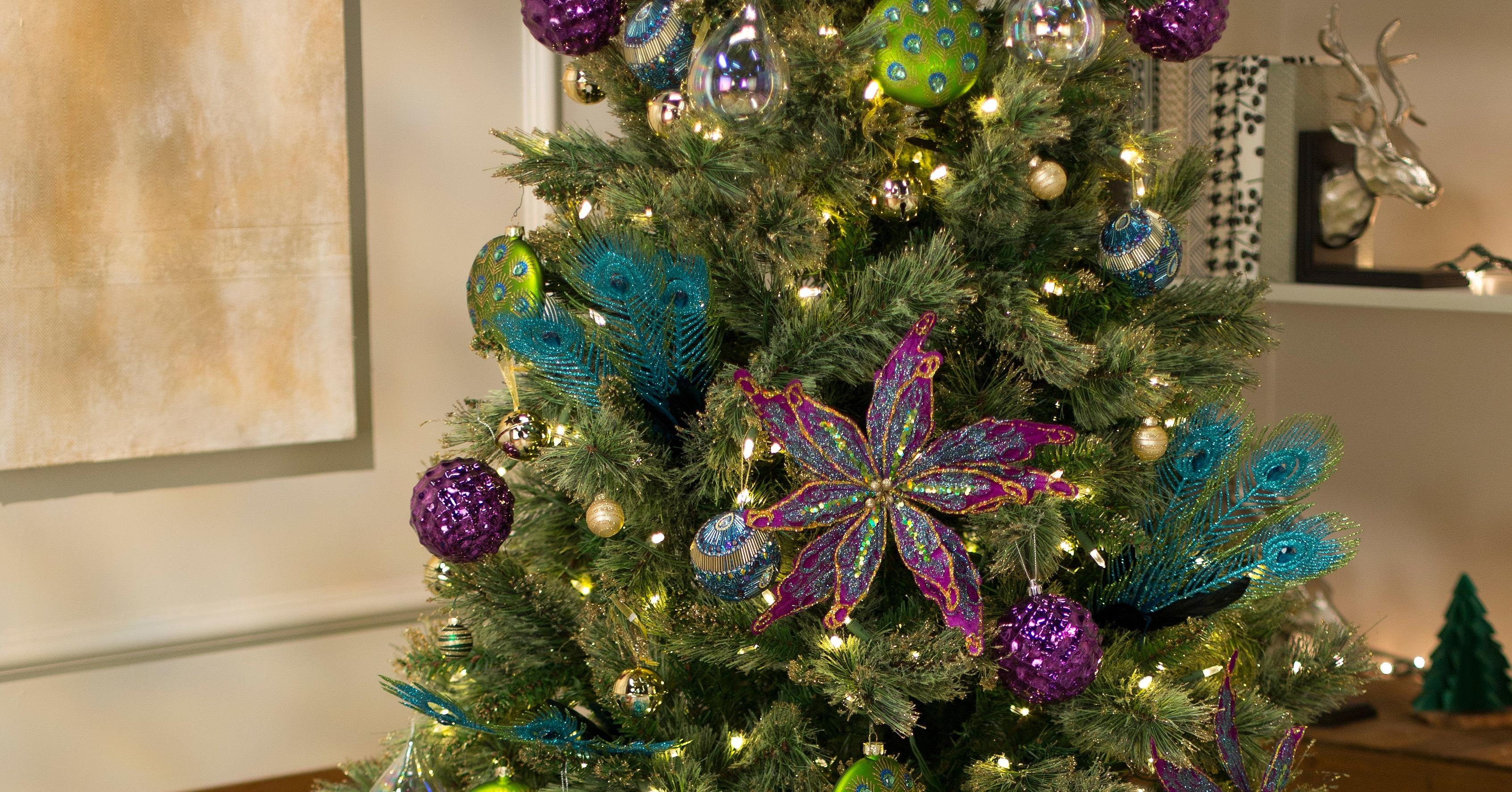 Ways To Decorate A Christmas Tree Popsugar Home