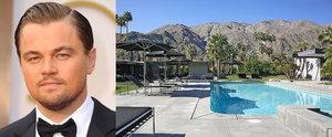 Spend Leonardo DiCaprio's Birthday in His Palm Springs Pad