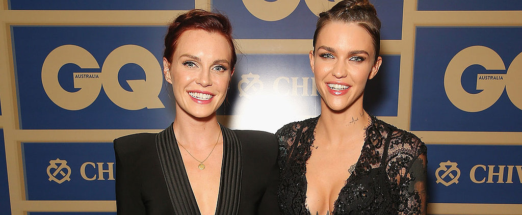 Ruby Rose Hits the Red Carpet With Her Stunning Fiancée
