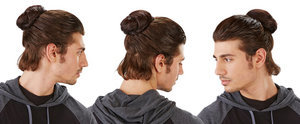 Clip-On Man Buns Are Proof That the Trend Has Gone Way Too Far