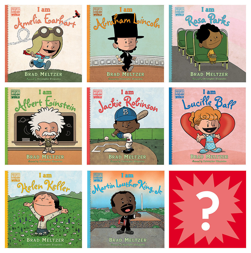 For 6-Year-Olds: Brad Meltzer's Ordinary People Change the World Books