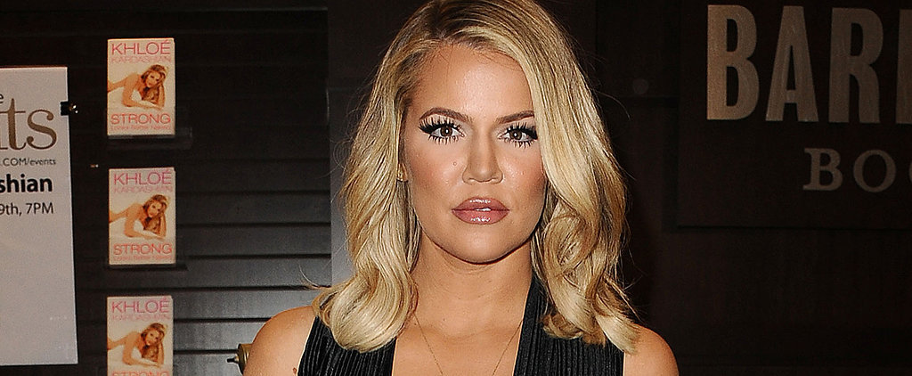 Khloé Kardashian Makes Her First Official Appearance Since Lamar's Hospitalization