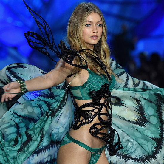 Victoria's Secret Runway Hair and Makeup 2015