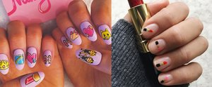 Our Favourite Blogger Nail Art Photos