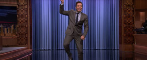 "Daniel Radcliffe Commands Jimmy Fallon to Do the ""Gangnam Style"" Dance"