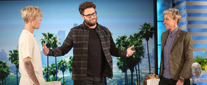 "Seth Rogen Comes Face to Face With Justin Bieber After Their ""Beef"""