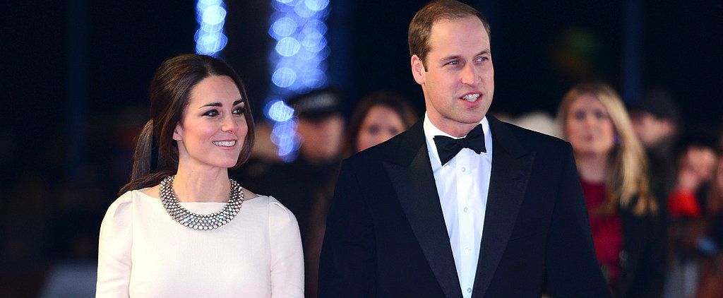 What It Really Means When the Royals Attend Major Movie Premieres