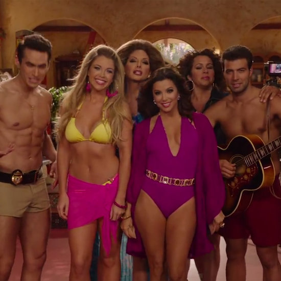 Sneak Peek of Eva Longoria's New Show Telenovela