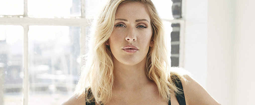 Ellie Goulding Just Shared Her Fitness Routine and It's Intense
