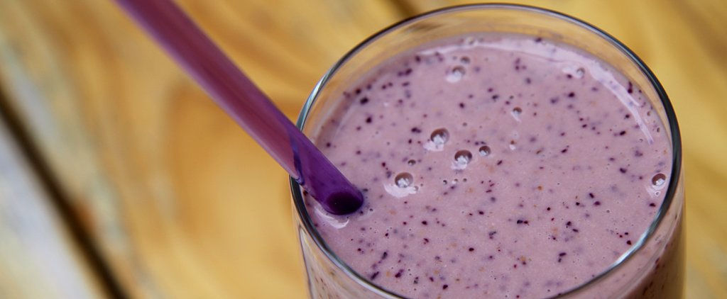 The Green Monster Gets a Makeover in This Protein-Packed Smoothie