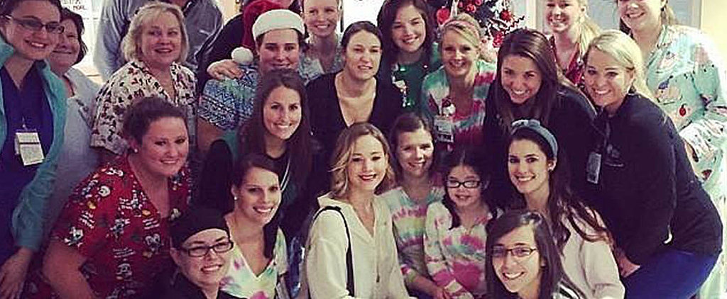 These Celebs Who Surprised Fans Were Totally the Best Santas