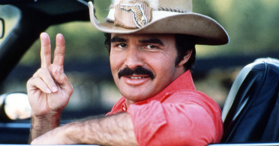 Burt Reynolds Says His Mustache Got Him 'Better Parts And Better Ladies'