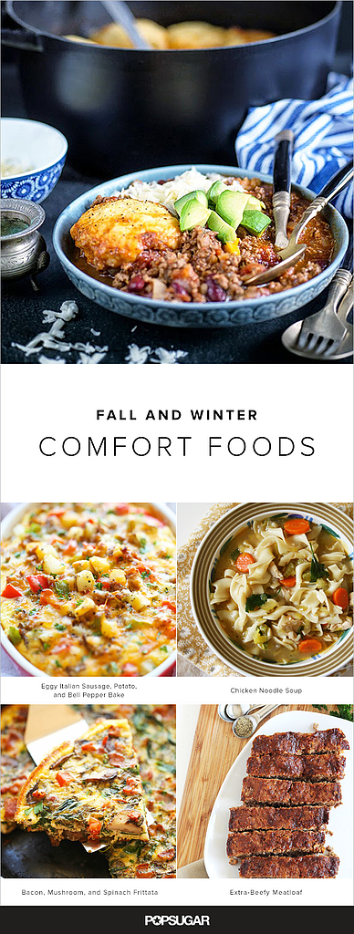 40 Recipes So Cozy That You'll Forget It's Cold and Gray Outside